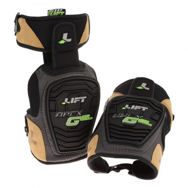 Lift Safety Apex Gel Knee Guard