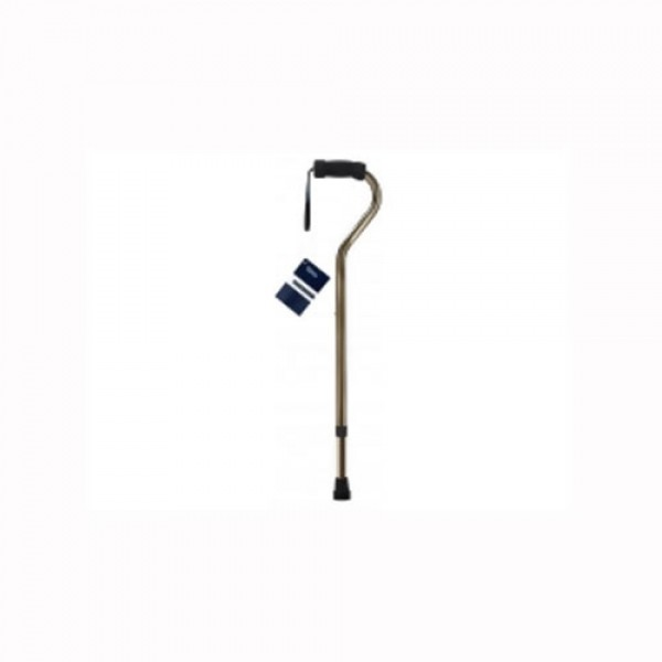 Skymed Stainless Steel Bariatric Walking Cane