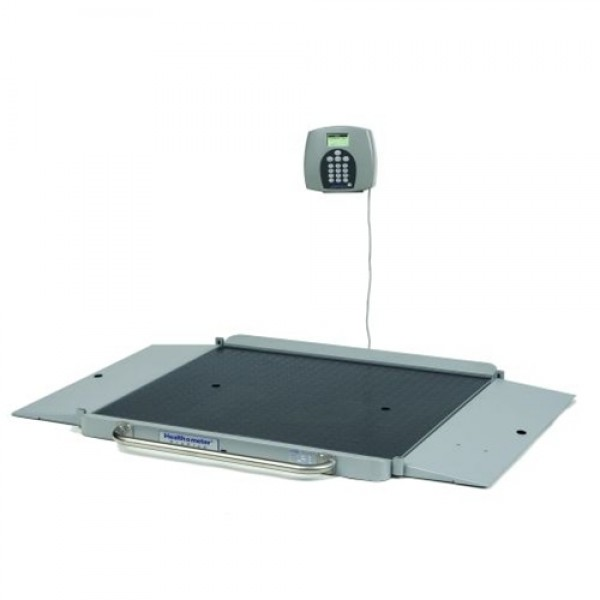 PELSTAR 2 Piece Digital Wheelchair Ramp Scale
