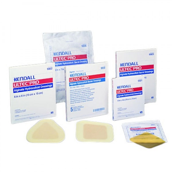 Covidien Ultec Pro Alginate Hydrocolloid Dressings