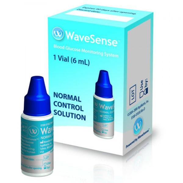 Wavesense Presto Control Solution Normal
