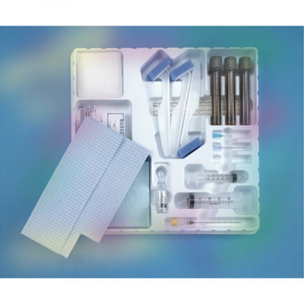 BD Complete Procedure Tray - Adult/Pediatric PICC or Midline