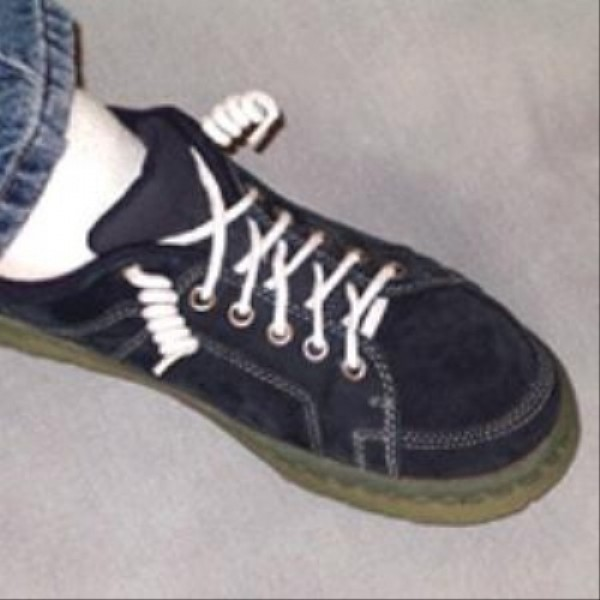 Coilers Shoe Laces