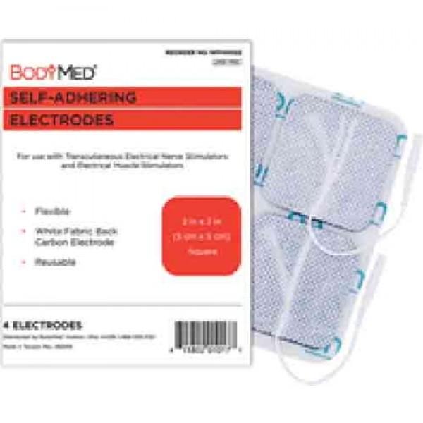 BodyMed Carbon Self Adhering TENS Electrodes