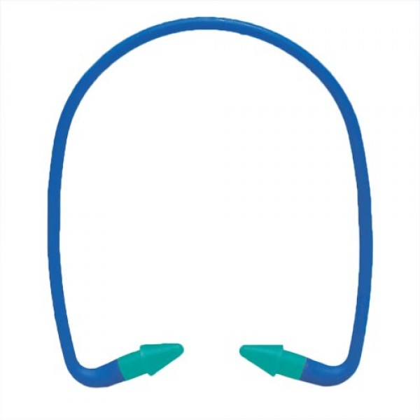 Elvex GelCaps Banded Ear Plugs