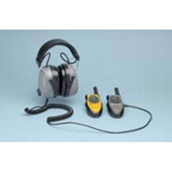 Elvex Plug In Com Electronic Ear Muffs