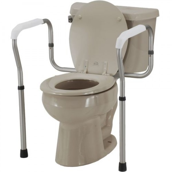 Nova Toilet Safety Rails