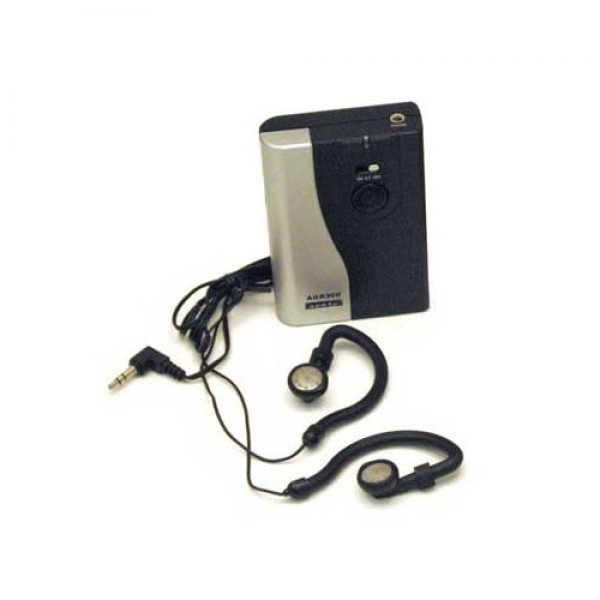 Array AG300 3-Channel FM Receiver