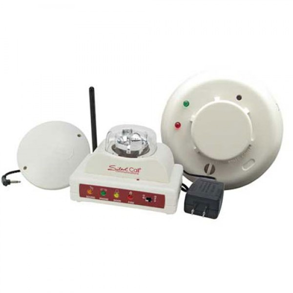 Silent Call Shake-Up System w/ Sidekick Receiver & Vibration
