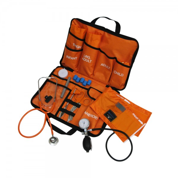 Mabis All-In-One EMT Kit with Dual Head Stethoscope