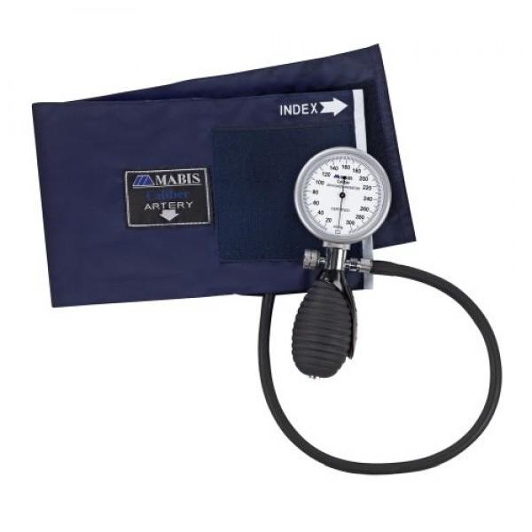 MABIS CALIBER Series Palm Aneroid Sphygmomanometer