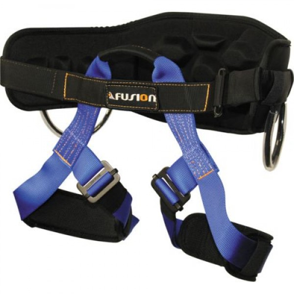 Fusion Centaur Deluxe Climbing/Rope Course Harness