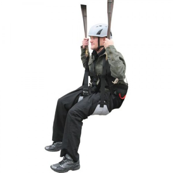 Fusion Roar Full Body Zipline Harness