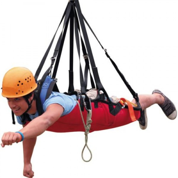 Fusion Super Ripper Zipline Harness