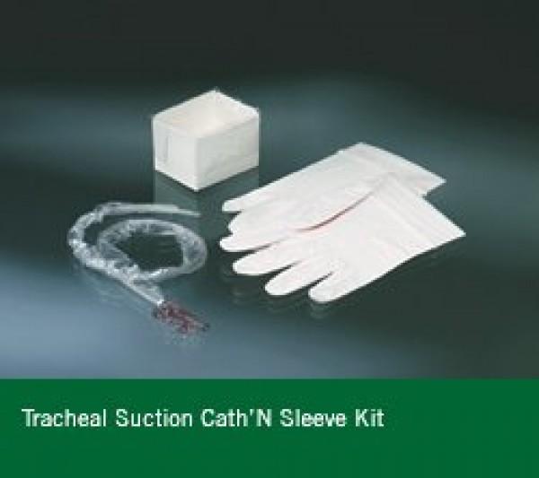 Bard Tracheal Suction Cath'N Sleeve Gloveless Kit