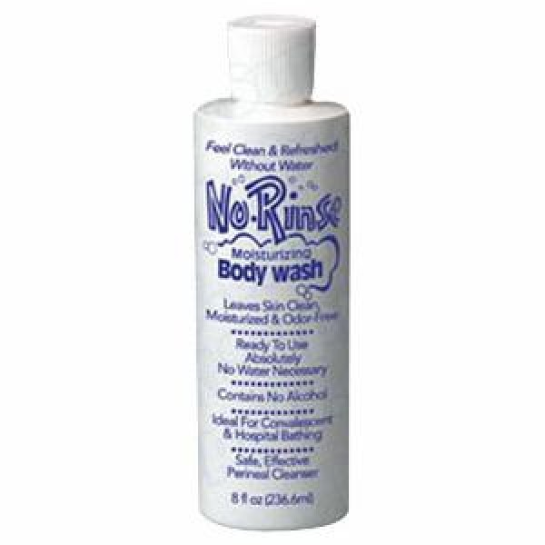 No Rinse Laboratories No Rinse Body Wash