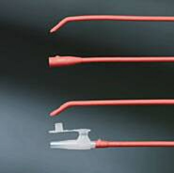 Bard Bronchial Suction Latex Rubber Catheter