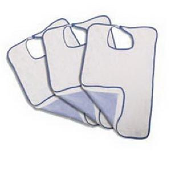 Bibs Clothing Protector by MedLine