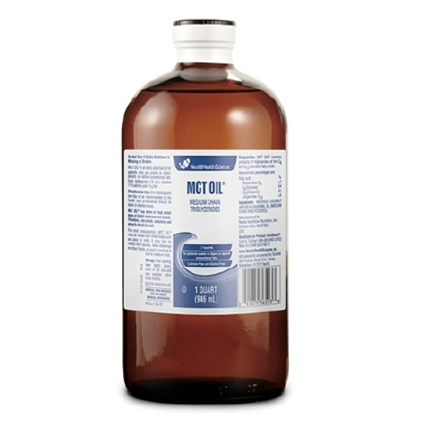 Nestle MCT OIL® Medium-Chain Triglycerides