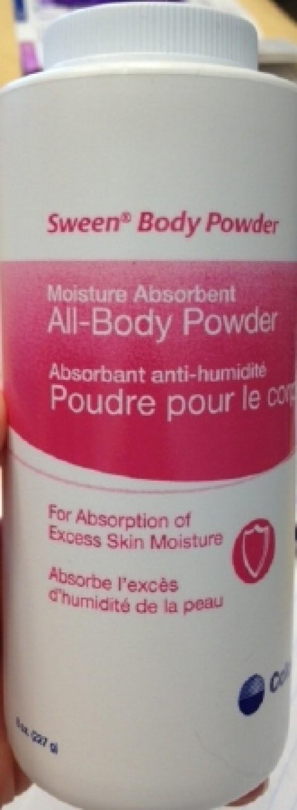 Coloplast Sween All-Body Powder
