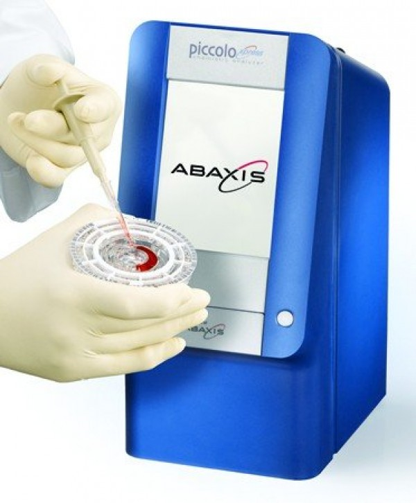 Abbott Point of Care Piccolo Xpress Chemistry Analyzer