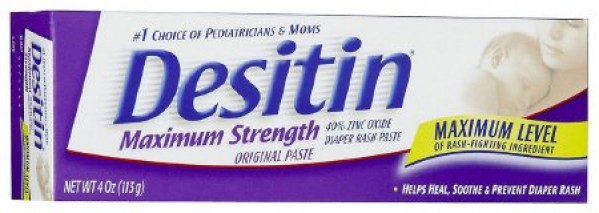 Johnson & Johnson Desitin Maximum Strength Ointment