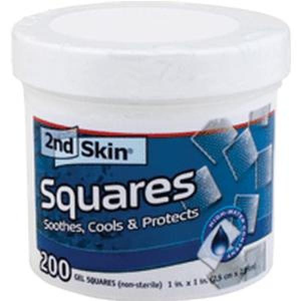 Spenco 2nd Skin Dressing 1 Inch Squares