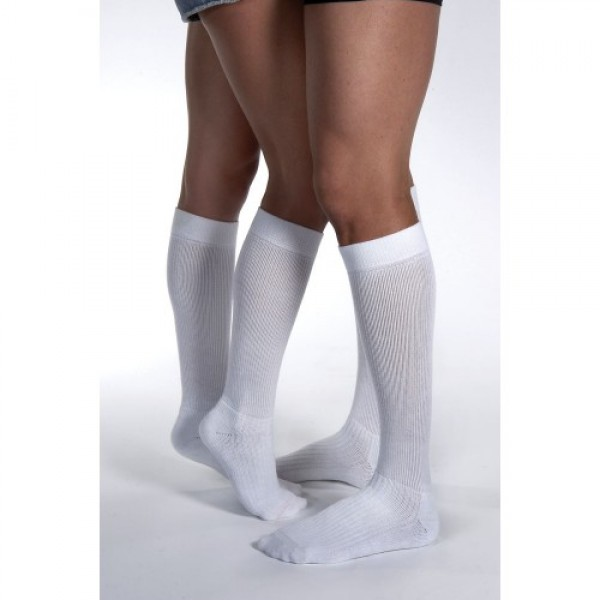 Athletic Knee High Unisex Compression Socks 8-15 mmHg by Jobst