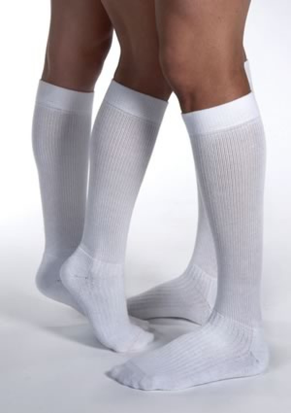 ActiveWear Athletic Compression Socks Knee High 15-20 mmHg by Jobst