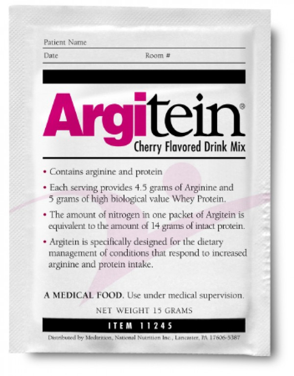 Medtrition Argitein Medical Food for Early Skin Breakdown
