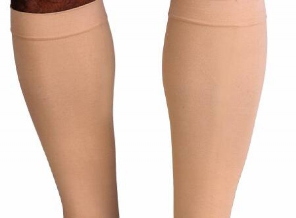 Relief Knee High Unisex Compression Socks CLOSED TOE 20-30 mmHg by Jobst