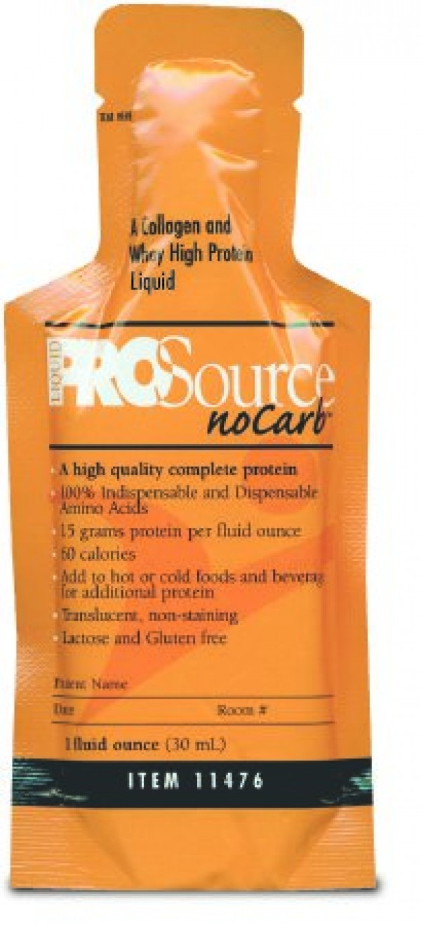Medtrition ProSource NoCarb Liquid Protein Supplement