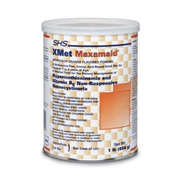 Nutricia Xmet Xcys Maxamaid