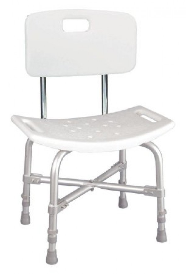 Drive Medical Heavy Duty Bath Shower Bench by Drive