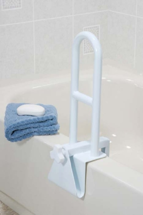 Drive Medical Tub Safety Rail Steel Clamp on by Drive