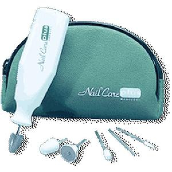 Medicool Nail Drill Pedicure Set