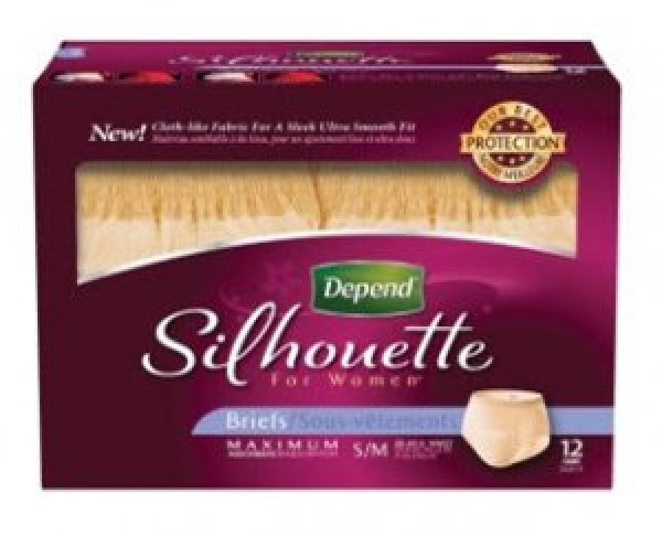 Kimberly Clark Depend Silhouette Active Fit for Women