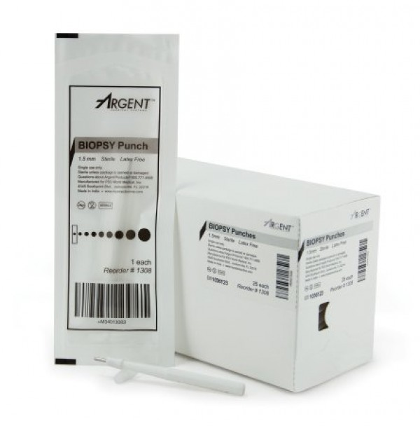 McKesson Argent Dermal Biopsy Punch