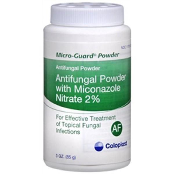 Coloplast Micro-Guard Antifungal Powder Miconazole Nitrate 2%