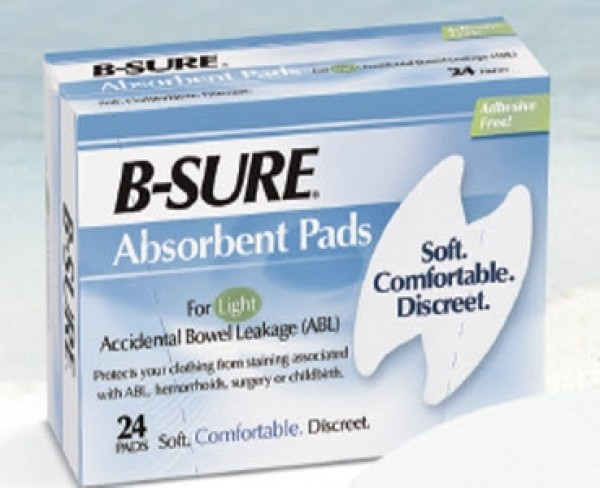 Birchwood Laboratories B-Sure Absorbent Pads