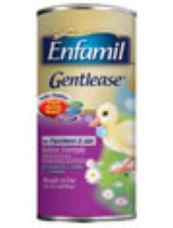 Mead Johnson Enfamil Gentlease for Fussiness Gas and Crying Infant Formula
