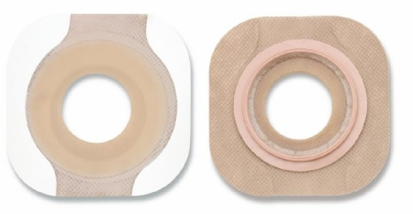 Hollister Pre-Sized Flextend Skin Barrier, With Floating Flange And Tape