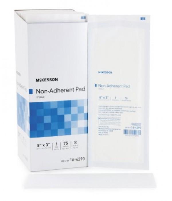 McKesson Medi-Pak Performance Non-Adherent Sterile Pad