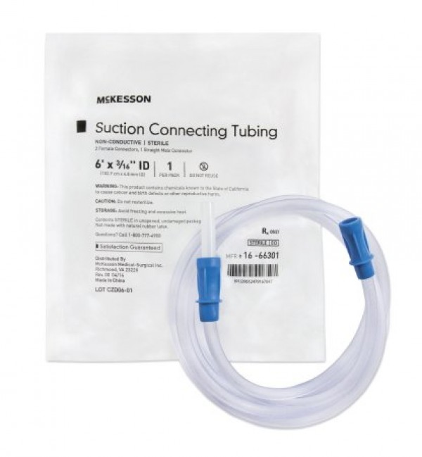 Suction Tubing by McKesson