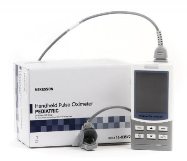 McKesson Handheld Pulse Oximeter Pediatric