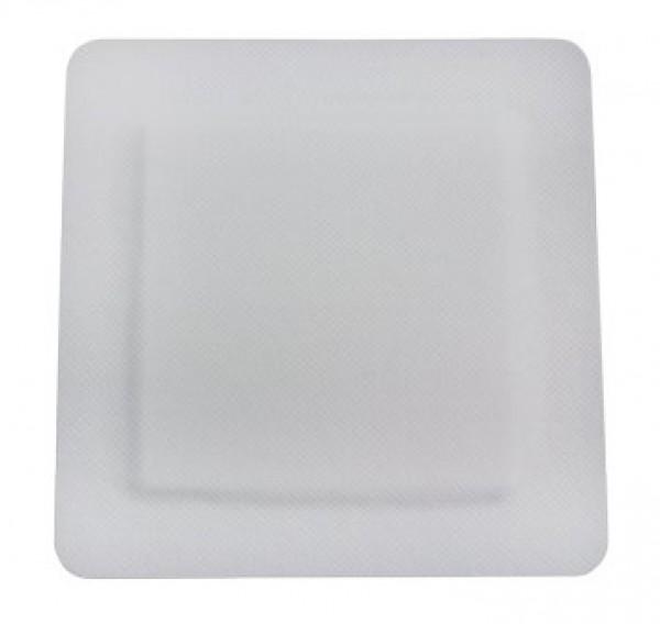 McKesson Adhesive Island Dressing NonWoven 4 x 4 Inch - NonSterile