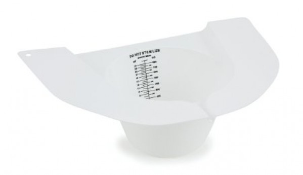 McKesson Toilet Hat Specimen Collector by Medi-Pak