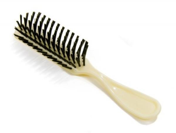 McKesson Ivory Hairbrush by Medi-Pak