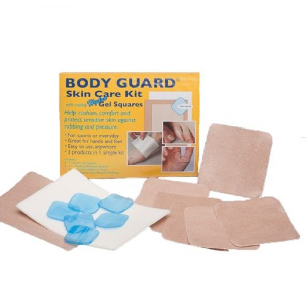 Nearly Me Technologies BODY GUARD Skin Care Kit w/Hydro Gel Squares - 1603009