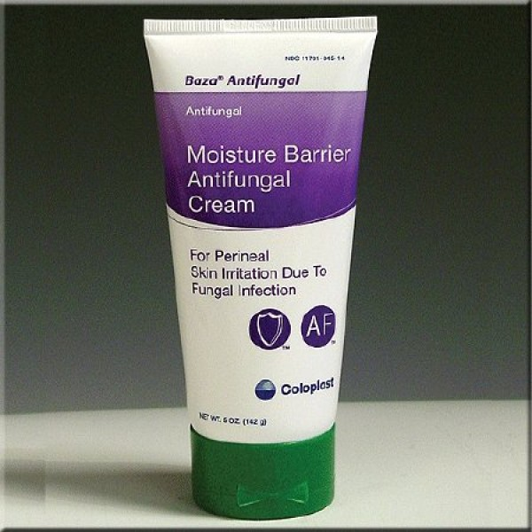 Coloplast Baza Cream Antifungal Moisture Barrier